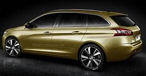 Peugeot Break 308 : peugeot 308 sw on imagine d j le nouveau break ~ Gottalentnigeria.com Avis de Voitures