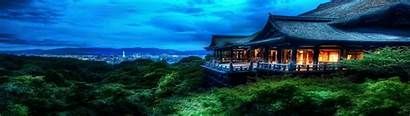 Dual Monitor Japan Wallpapers China Landscape Resolution