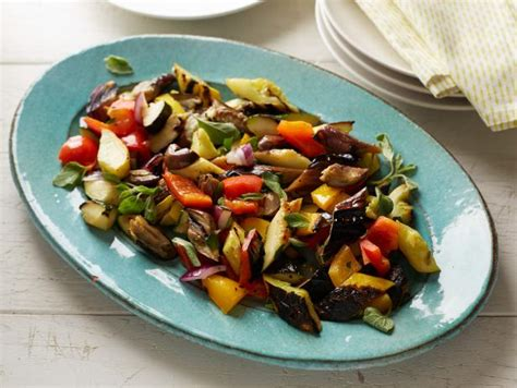 cuisiner ratatouille grilled ratatouille recipe bobby flay food
