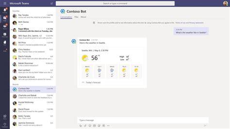 microsoft announces teams progressive web app pwa preview for windows 10 s windows central