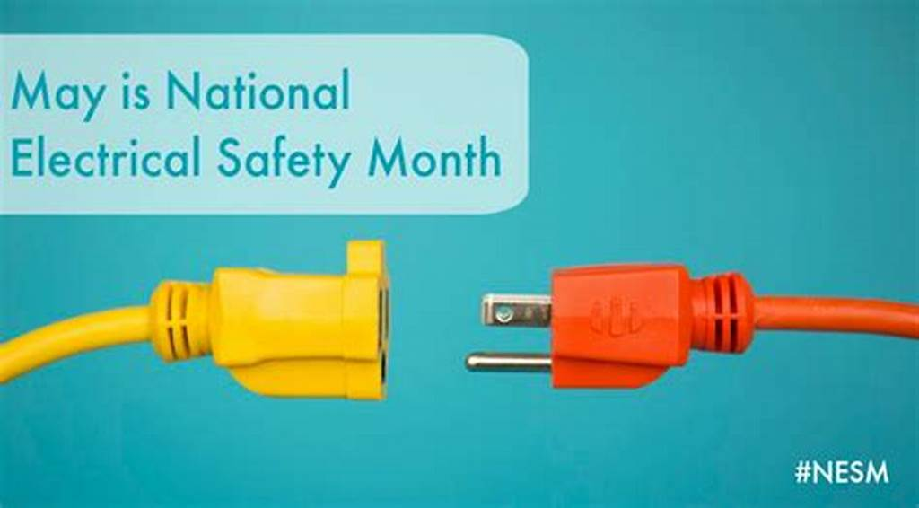 #Make #Every #Month #Electrical #Safety #Month #In #Your #Household