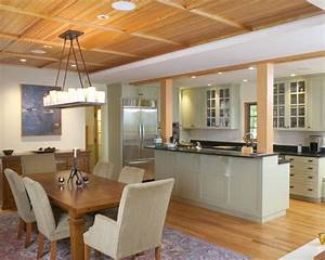 Open, Kitchen, To, Dining, Room, Home, Design, Ideas, Pictures, Remodel, And, Decor