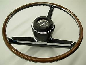 Steering Wheel Insert - Three Spoke - Vinyl