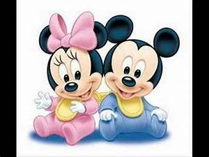 Baby Minnie and Mickey Icon - YouTube