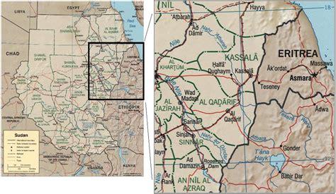 Atbarah River - Wikipedia