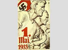 » NSPropagandaPlakat zum 1Mai 1933 Deutsches Pressemuseum