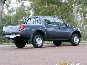 2008 Mitsubishi Triton 4x2 Review