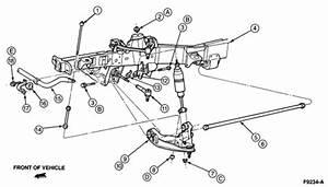 2004 Ford Focus Front Suspension Diagram