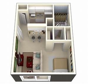 Small Condo Floor Plans - Home Design