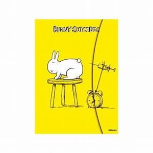 Carnet Page Blanche : carnet magn tique bunny suicides pages blanches 16 x 22 cm ~ Teatrodelosmanantiales.com Idées de Décoration