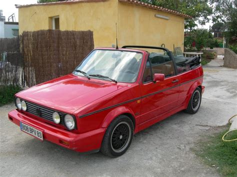 troc echange golf cabriolet sportline 1992 sur troc