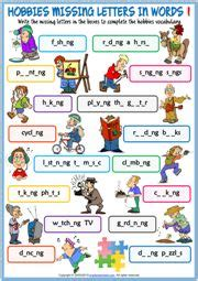 missing letter worksheets images preschool