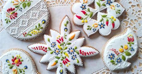 diy lace pattern cookies video home design garden