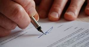 Documents Pour Compromis De Vente : d nde y cu ndo poner la firma en el curr culum v tae ~ Gottalentnigeria.com Avis de Voitures