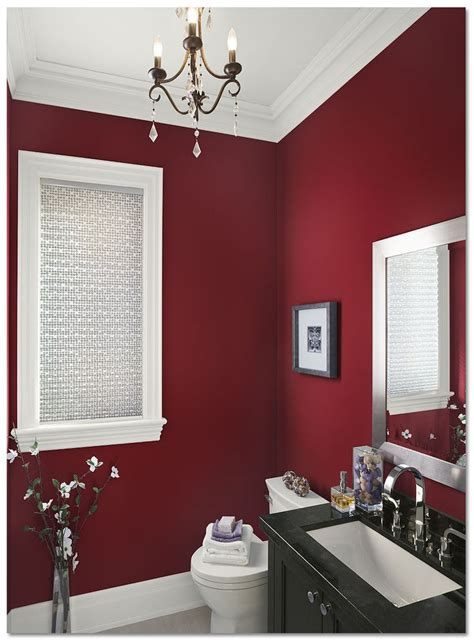 Best Bathroom Color Schemes by Best 25 Burgundy Bathroom Ideas On Burgundy