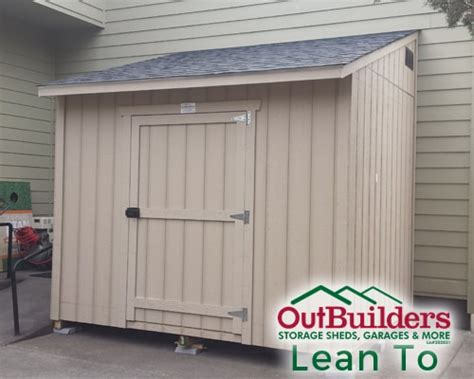 Loafing Shed Kits Oregon by Outbuilders Storage Sheds Since 1992