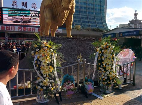 memory ls for deceased kunming knife attack aftermath a world of nonging 弄