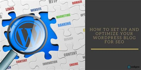 How Set Optimize Your Blog For Seo