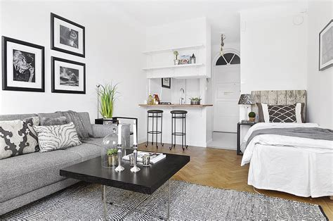 Adding Interest To Neutral Decor by Neutral Studio Apartment Decor Maybe Adding A Bit Of