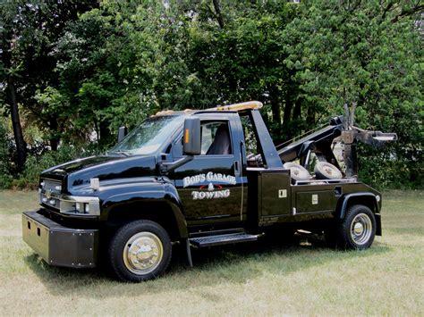 Chevy 5500 Wrecker