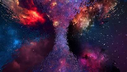 Galaxy Milky Nova Space Way Reality Alternate