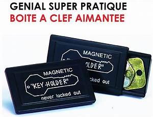 Boite A Clef : pratique 2 boites clef aimant es le club mecanique ~ Teatrodelosmanantiales.com Idées de Décoration