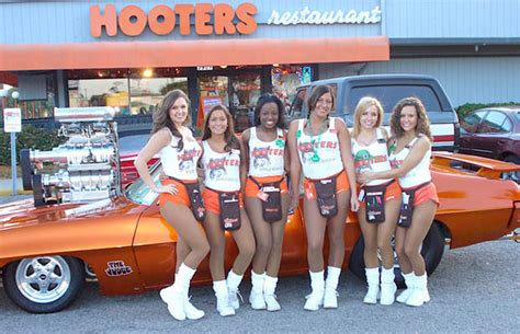 judge gto    hooters girls  cars complex
