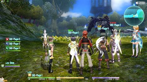 Ultra compressed offer many kind of games which are low by size and free to download. Sword Art Online Hollow Fragment Multiplayer [MULTi3 ...