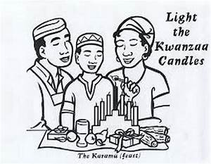 kwanzaa symbols coloring pages