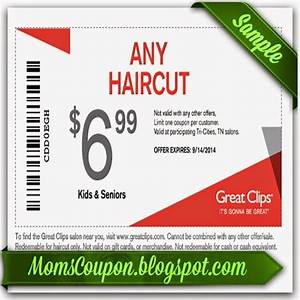 Free Printable Great Clips Coupon February 2015 Local