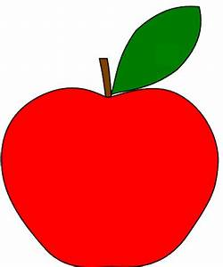 Drawing Of Apple Fruit - ClipArt Best