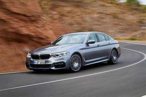 Modifikasi Bmw 5 Series Sedan by 2018 Bmw 5 Series Sedan Pricing For Sale Edmunds