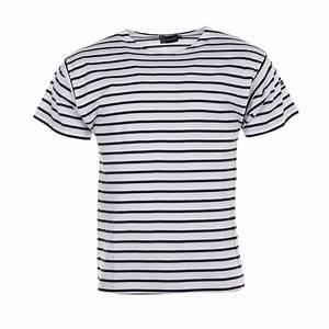 T Shirt Mariniere Homme : mariniere homme ~ Melissatoandfro.com Idées de Décoration