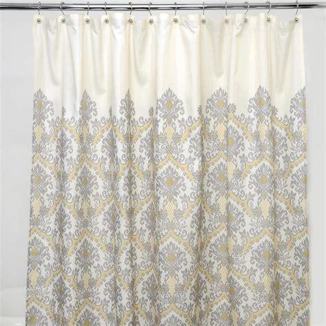 Yellow Shower Curtain Walmart