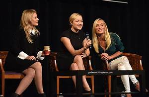 Jennifer Morrison, Georgina Haig and Victoria Smurfit ...