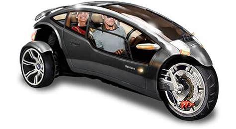 The Ventureone 3-wheeled Hybrid Vehicle