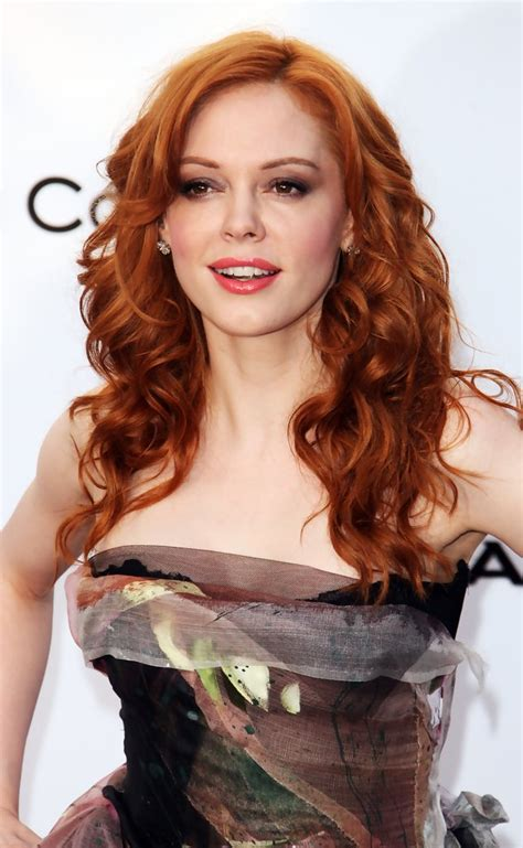 Rose McGowan Is Precisely a Blonde, Again! | Evan's Blog