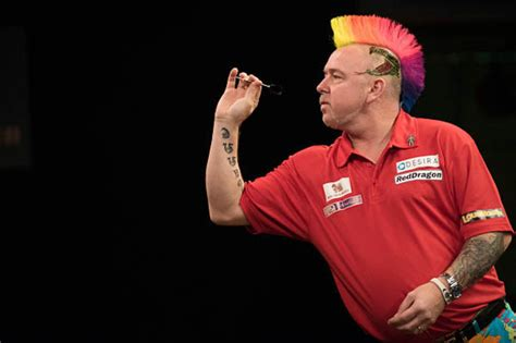 world darts championship peter wright  doesnt