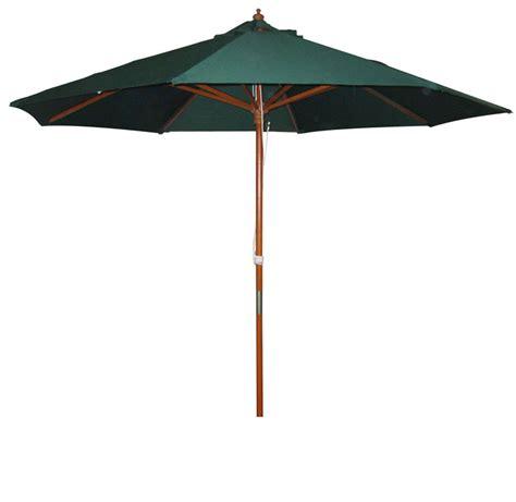 garden parasol base green black or parasol umbrella with