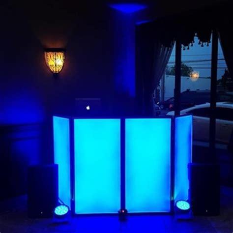 simple dj lighting setup enhancements dj franco entertainment