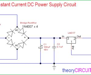 Constant Current Led Driver Archives Theorycircuit