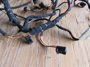 Audi Oem A4 B8 Wiring Harness For Ac Air Conditioner