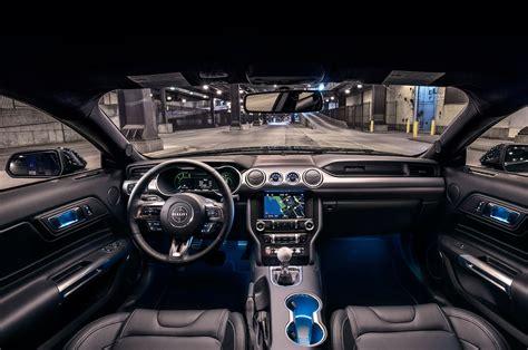 ford mustang interior 2019 ford mustang bullitt interior motor trend