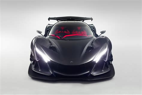 apollo automobil launches  million  hypercar