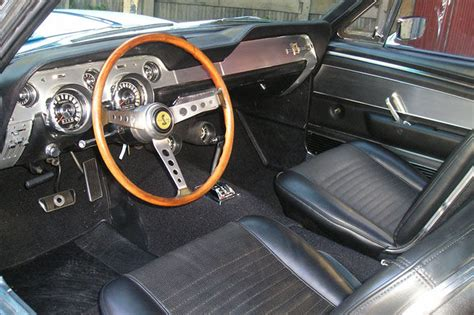 shelby mustang gt fastback lhd auctions lot