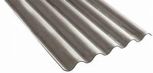 Tole De Bardage Brico Depot : plaque ondul e 1520x90cm brico d p t ~ Melissatoandfro.com Idées de Décoration