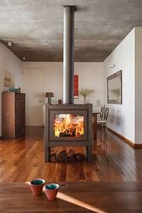 Las 25 mejores ideas sobre chimenea estufa de lena en for Estufas para chimeneas