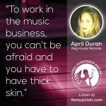 Some music graduates choose to undertake further study in an area related to their first degree that 11% of music graduates are in employment in the uk as musicians 15 months after graduation. FEM14 Jobs for Music Majors & Climbing The Music Industry Ladder with April Duran - Female ...