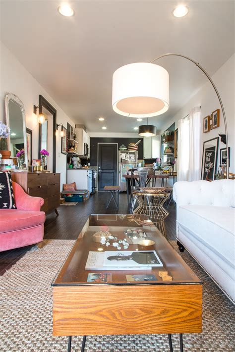 jaclyns cozy kitschy silver lake home apartment therapy