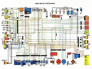 Fuse Box Diagram  U2022 Gl1100 Information  U0026 Questions